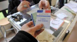 Bureau de vote Arles Elections