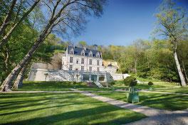 Château Gaillard Amboise La Haute Traversière Chambres d'hôtes Gîte Chenonceau