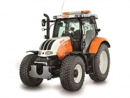 steyr tractor 860