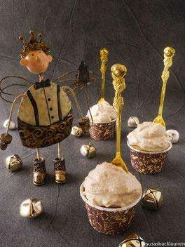 Cappuccino- Cupcakes