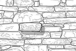 Christian Lassure et Catherine Ropert, L'énigme des pierres saillantes dans les maçonneries rustiques : l'apport de l'analyse constructive