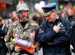 Clown activistes