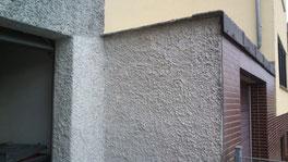 Fassadenreinigung - nachher