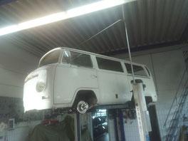VW Bulli Baujahr 1970
