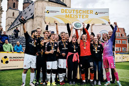 FC St. Pauli Blindenfußball