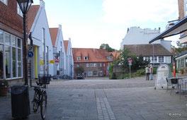 am Ende der Grapengießerstraße