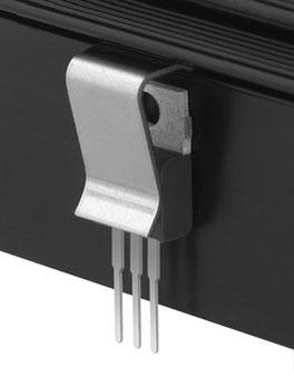 THFU6 Fischer Elektronik トランジスタ固定用スプリング