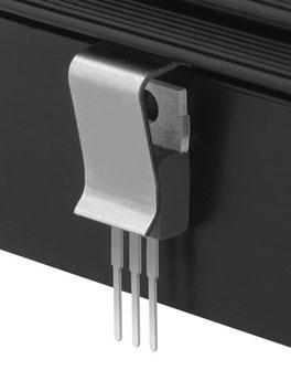 THFU1 Fischer Elektronik トランジスタ固定用スプリング