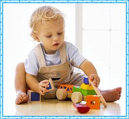 Список игрушек 0-6 лет