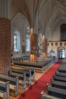 Kimito Kirche. Foto: P.Bagge