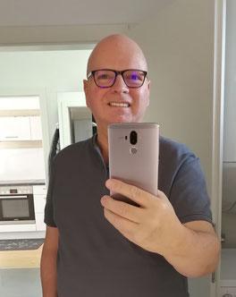 Energetiker Reinhard Fessel Massage