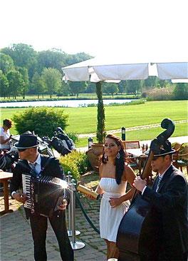 Mobile Band, Walk Act in Darmstadt, Hanau, Mannheim