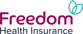 Logo von freedom - health insurance