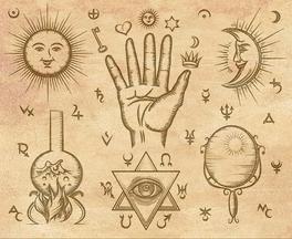 Esoterische kennis - waarzeggerij