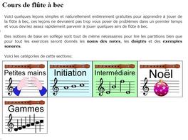flûte à bec tin whistle partitions apprendre enfant facile pas cher