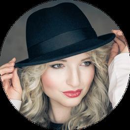 ausdrucksstarkes Make-up für Indoor-Portrait-Shooting