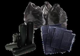 bolsa negra, basura,, polietileno.