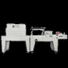 Selladoras de pelicula termoencogible manuales, automaticas y semiautomaticas