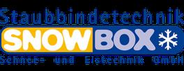 SnowBOX, Staubbindetechnik, Schnee- und Eisstechnik GmbH