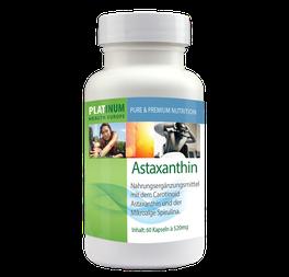 Bild: Astaxanthin, Antioxidantien,