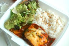 101 沖縄/チーズ・ハンバーグ