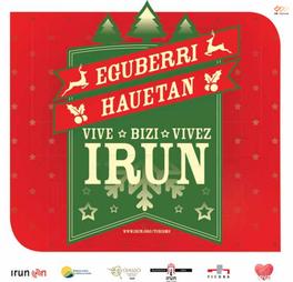 Programa de Navidad en Irún