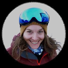 Ski- und Snowboardlehrer Mia