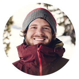 ski instructor Kevin