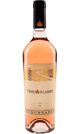 The Vine in Flames Rosé 2016