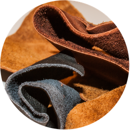 Leder ist ein edler Rohstoff aus unserer Natur es ist haltbar und vielseitig