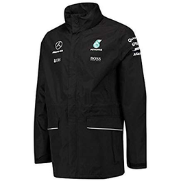 Mercedes F1 Team Regenjacke