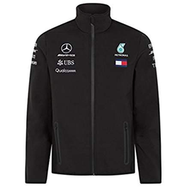 Original Mercedes AMG F1 team Soft shell jacke