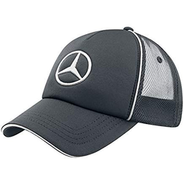 Mercedes Fan Trucker Cap