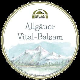 Reico's neuer Allgäuer Vital-Balsam ist ein multifunktionaler Alleskönner. Er ist für Menschen und alle Heimtiere geeignet.