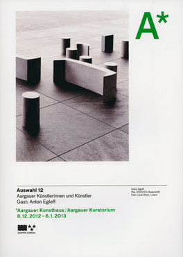 Fotogramme im Aargauer Kunsthaus