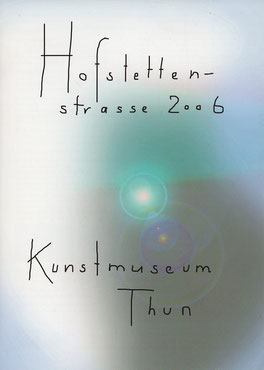 Jahresausstellung im Kunstmuseum Thun