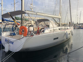 Yacht delivery of a X4.9 Oostende to Tenerife