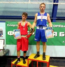Кирилл Новожилов - победитель турнира