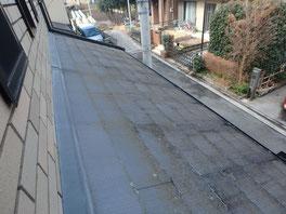 パイン工房多摩地区立川市 コロニアル屋根塗り替え工事