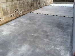 パイン工房多摩地区立川市 コンクリート土間施工