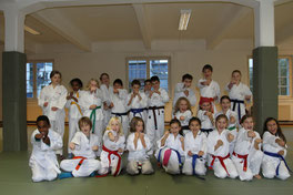Kinder Karate Hechingen