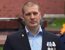 Игорь Шевчук, ветеран группы «Альфа», Беслан