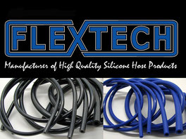 Silicone Vacuum Hose - FlexTech USA Quality