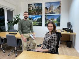 Florian Kunz und Ulrike Lierse©
