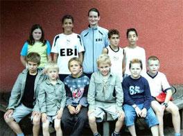 CBC Federfußball-Jugend