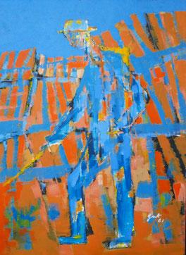Jean-Jacques GUT, exposition de Noël, peintre vaudois, Birbaum, Bonny,  Furet, Dufaux, Goy, De Grandi, Gromaire, Lépinard, Roulet, Vallet, Vaudou