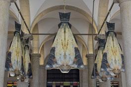 Getrockneter Kabeljau im neuen História do Bacalhau. Foto: PR/Turismo de Lisboa