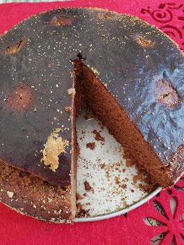 torta proteica senza farina