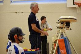 Zurich Crickets host cricket camp with Hampshir coaches (2016)