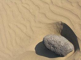 Wüste+Stein